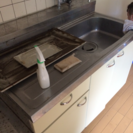 キッチン、風呂の掃除