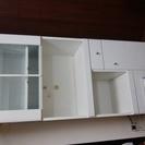 食器棚 ニトリ (幅80cm☓高さ182cm☓奥行42cm)