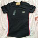 新品☆GIANIBARBATO 半袖Tシャツ M 黒 イタリア製