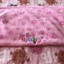 baby用の毛布