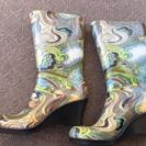 値下げ↘️お洒落な長靴