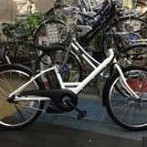 ブリヂストン電動自転車 アシスタユニ 24 ホワイト A4UC37