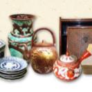 骨董品高額買取、不用品回収買取、遺品整理 − 京都府