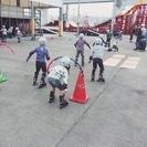 【こども】インラインスケートでバランストレーニング!〈六甲アイラン...