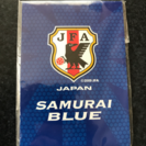 メモ帳(SAMURAI BLUE みずほフィナンシャルグループ)