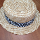 WEGOカンカン帽子