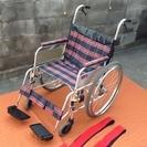 大きめサイズの車椅子になります NICK ニック社製で自走用タイ...