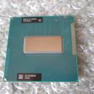 CPU Intel Core i7 3720QM 中古