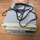 値下げ♡SONY 業務用S VHSデッキ
