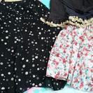 お引き取り決まりました。スカート、パンツセット