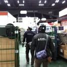 【日払い】イベント・コンサート・軽作業スタッフ募集!【男性活躍中】...