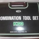 TONE コンビネーションツールセット K60