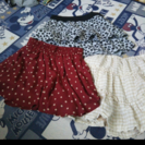 Mサイズスカート3枚セット
