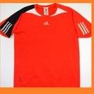 adidas CLIMACOOLのTシャツと七分丈パンツセット