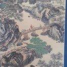 掛け軸(中国)2本