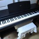 デジタルピアノ差し上げます。
