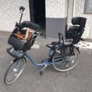 子供乗せ自転車