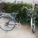 自転車 26インチ ママチャリ