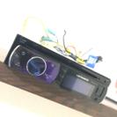 carrozzeria USB、AUX使用可能!