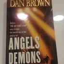 小説 「Angels and Demons」(英語)