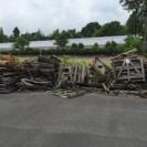 木材パレット廃材(火たき用)