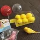 ★新品含む★ひよこ&インコセット