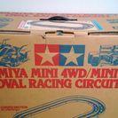 ミニ四駆コース オーバル平面