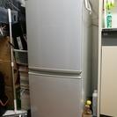 冷蔵庫 シャープ製 さしあげます。