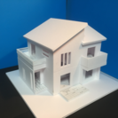 住宅模型を代行してお造りします(#^.^#) - 市原市