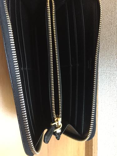 0db8300d8958 プラダ 長財布 (YUKA) 余部のその他の中古・古着あげます・譲ります ...