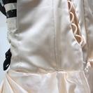 ウェディングドレス(カラードレス)<ベージュ> − 三重県