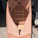 遠赤外線温浴機器 さがの NA-1000 折畳式ホームサウナ