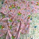 甚平 パジャマ 120㎝