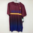 海外限定 ★ FCバルセロナ サッカーシャツ UMBRO サイズM...