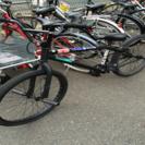 EIGHTY EIGHT 24インチ BMX 自転車
