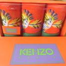 KENZO ウォッシュタオル/新品・箱入