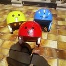 カヤック用ヘルメットどうですか。