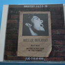 CD ビリー・ホリデイ「GREATEST JAZZ-10~ BI...