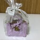 サマンサタバサ ミニミニアゼル紫