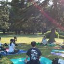 青空ヨガin庄内緑地公園(ハタヨガ+クンダリーニヨガ)