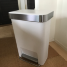 【超美品!】ほぼ新品、simple human ゴミ箱