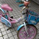 シナモンの自転車