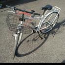 クロスバイク美品
