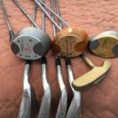 ゴルフクラブ8点セット