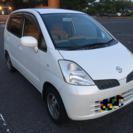 日産 モコ 車検29年12月まで 10万円 AT