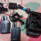 ALINCO無線機(値下げ交渉可。)発送可。