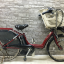 新基準 電動自転車 ヤマハ パスリトルモア 8.1Ah(リチウム) 中古