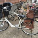 子供3人乗り自転車★ギア三段付き