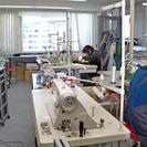 サンプル縫製工場,小ロット縫製工場,個人の方大歓迎、アパレル、洋...