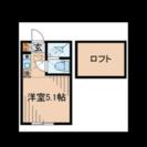 新築入居者募集 小型バイク置場有 ペット(小型犬、猫1匹)は要相談 - 川崎市